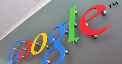 Google, Ansa