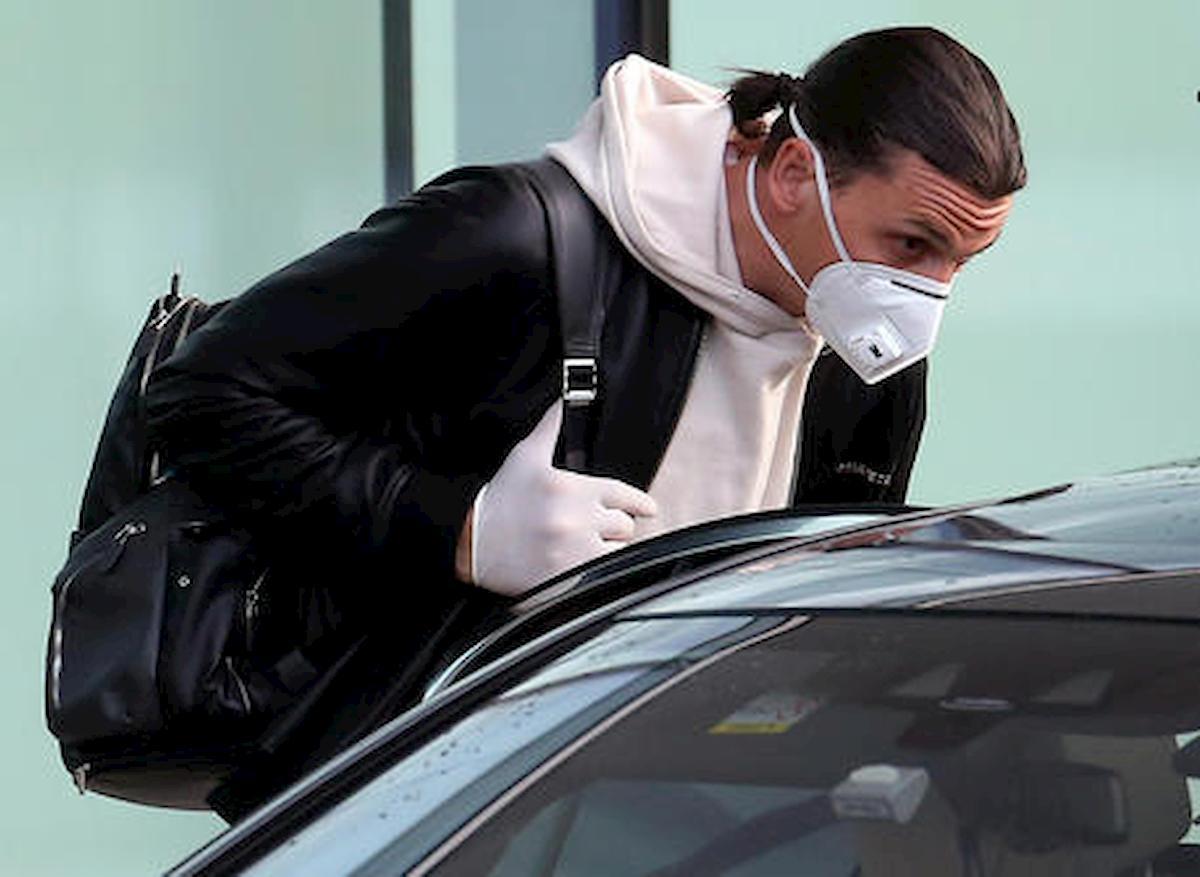 Ibrahimovic, il futuro al Milan è ancora in bilico