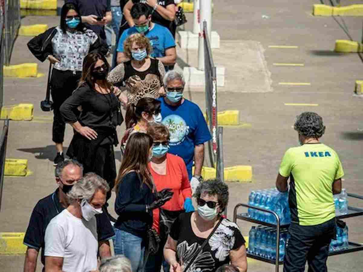 Catania, Ikea non fa entrare bimbo disabile senza mascherina. La denuncia della mamma bloccata su Fb