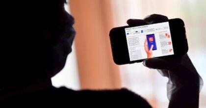 App Immuni scaricabile sui telefoni Apple e Android. Al momento attiva solo in 4 regioni