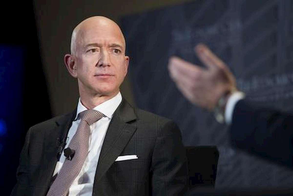 Amazon, Jeff Bezos testimonierà al Congresso Usa su presunte violazioni Antitrust