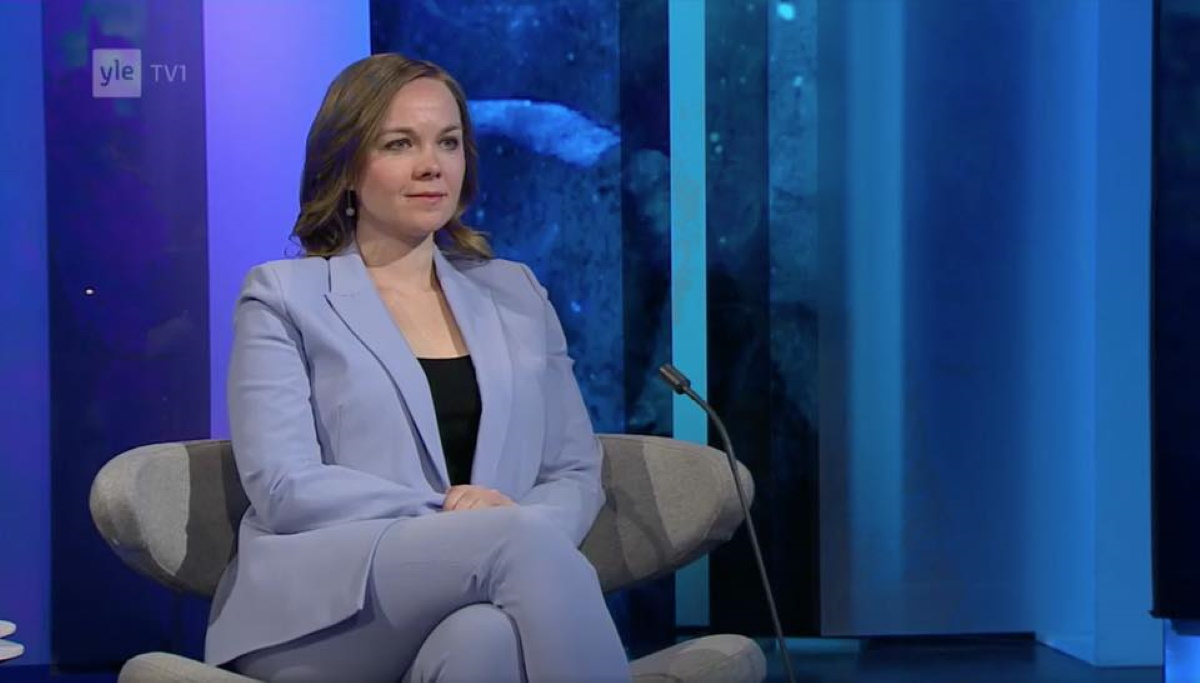Finlandia, ministro Katri Kulmuni si dimette: corso coi soldi pubblici