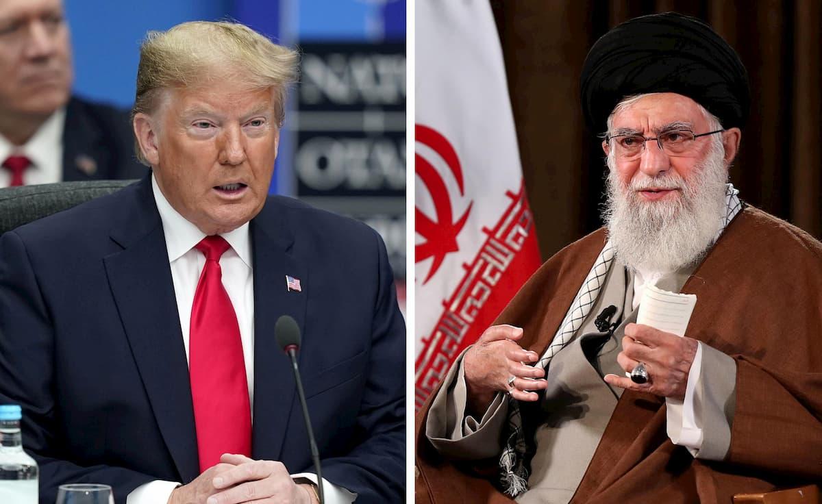 Iran emette mandato d'arresto internazionale per Trump per l'uccisione del generale Soleimani
