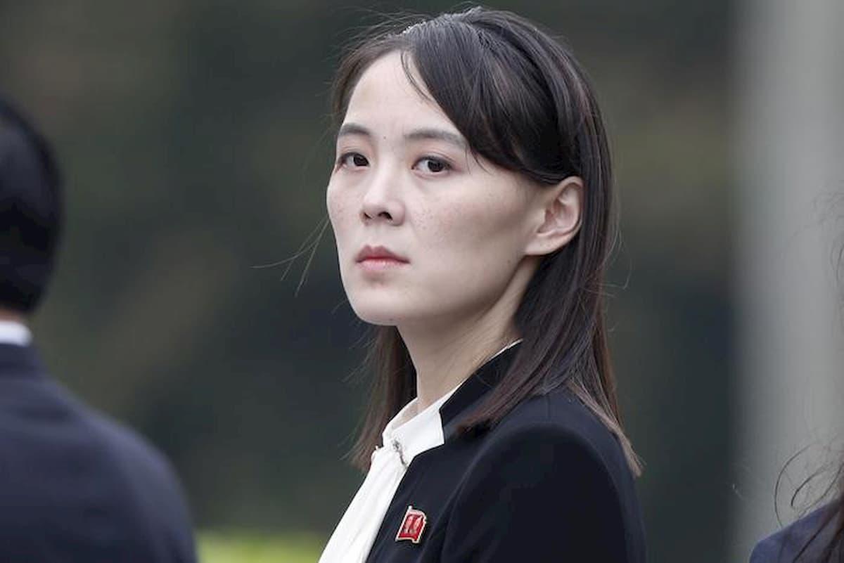 Coree. La sorella di Kim comanda l'invio di truppe nell'area smilitarizzata
