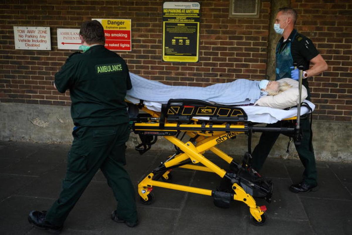 Coronavirus Londra, oltre 700 morti trovati dopo settimane in casa