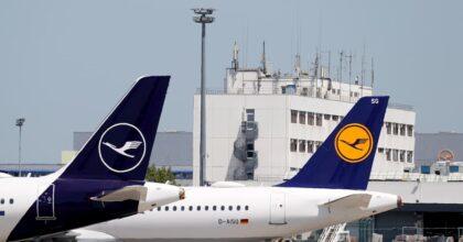 Crisi da lockdown, Lufthansa esce dal Dax