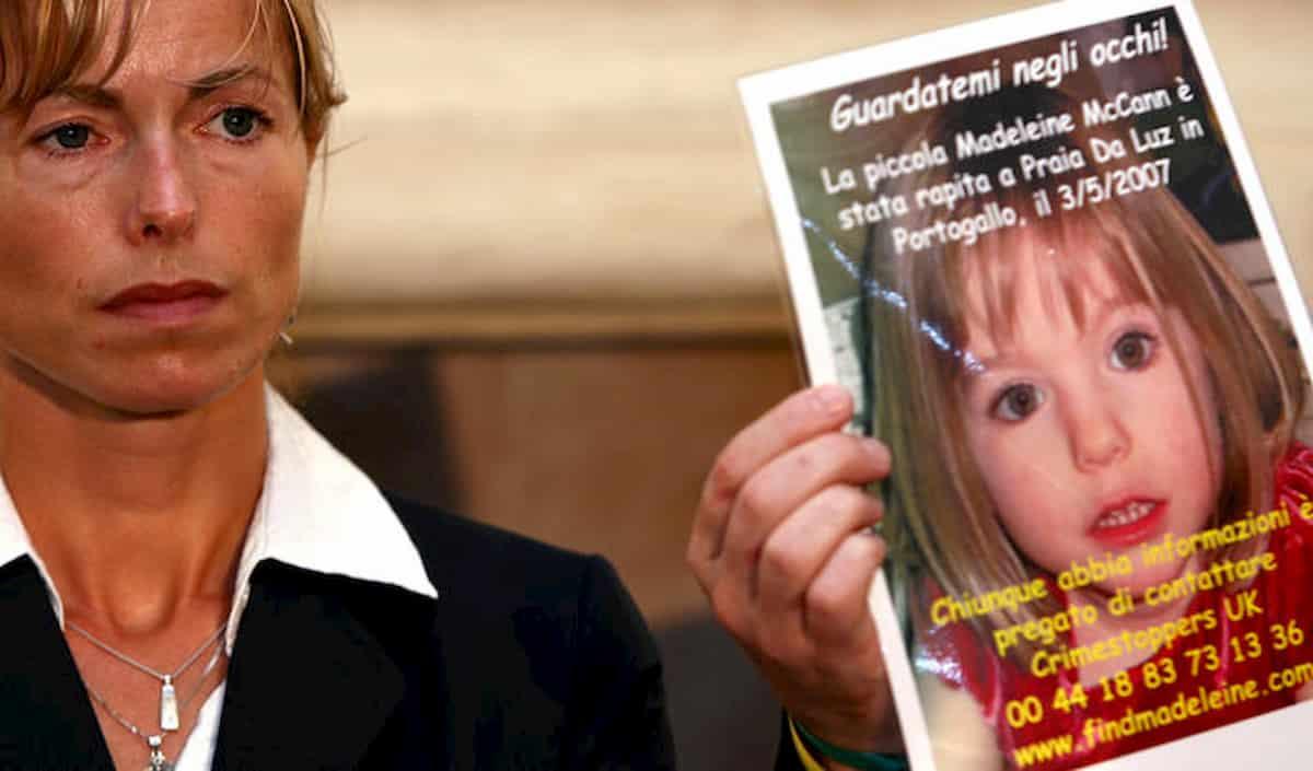 Maddie McCann, nel camper di Brueckner trovati costumi per bambine e memory card con foto di abusi su minori