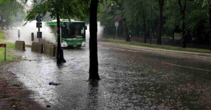 Maltempo Italia giugno: pioggia, vento, freddo, grandine... Altro che estate