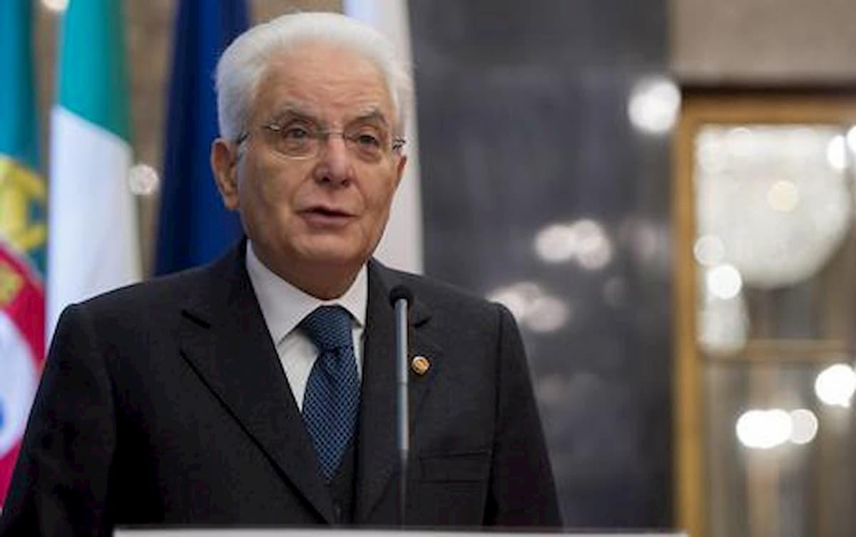 """2 giugno, Mattarella: """"Le Forze Armate risorsa per l'Italia"""""""