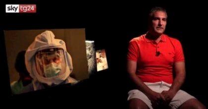 """Mattia Maestri, il paziente 1 di Codogno: """"Ho saputo del coronavirus solo quando ho riavuto il cellulare"""""""