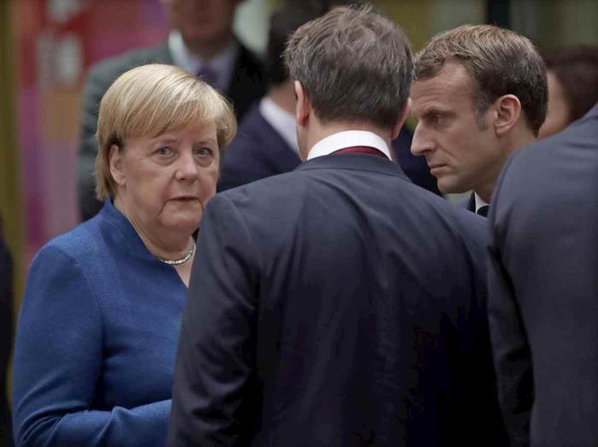 """Coronavirus, la lettera di Merkel e Macron alla Ue: """"Prepariamoci a prossima pandemia"""""""