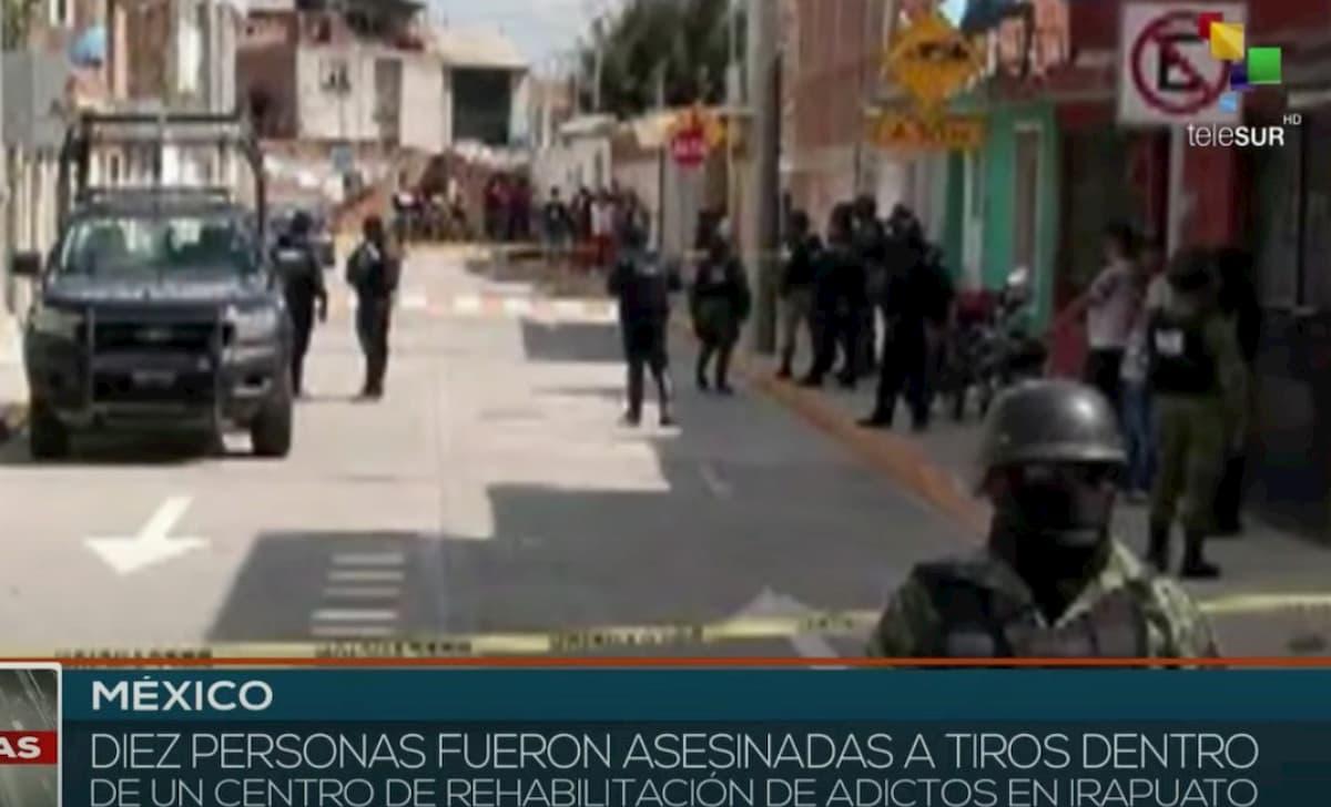 Messico, sparatoria in un centro di recupero per tossicodipendenti: 10 morti