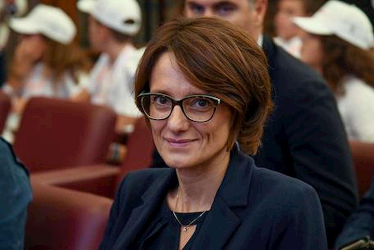 ministra elena bonetti