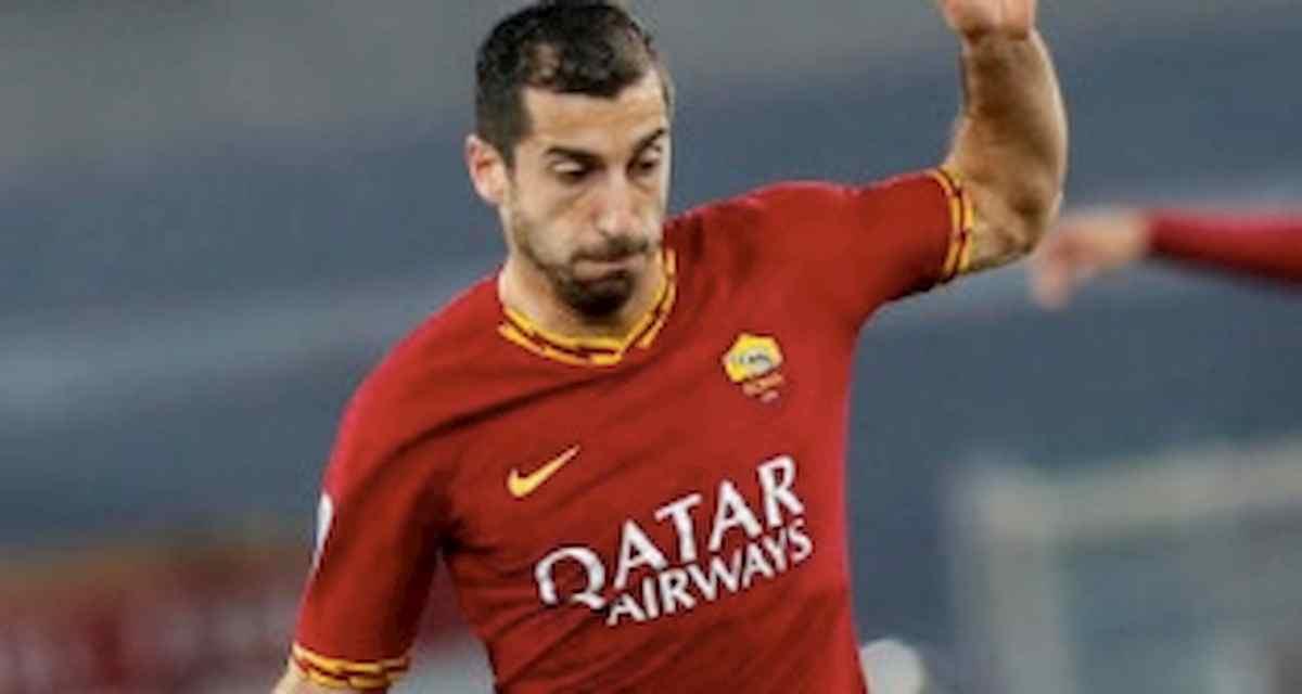 Mkhitaryan resta alla Roma decisivo Mino Raiola