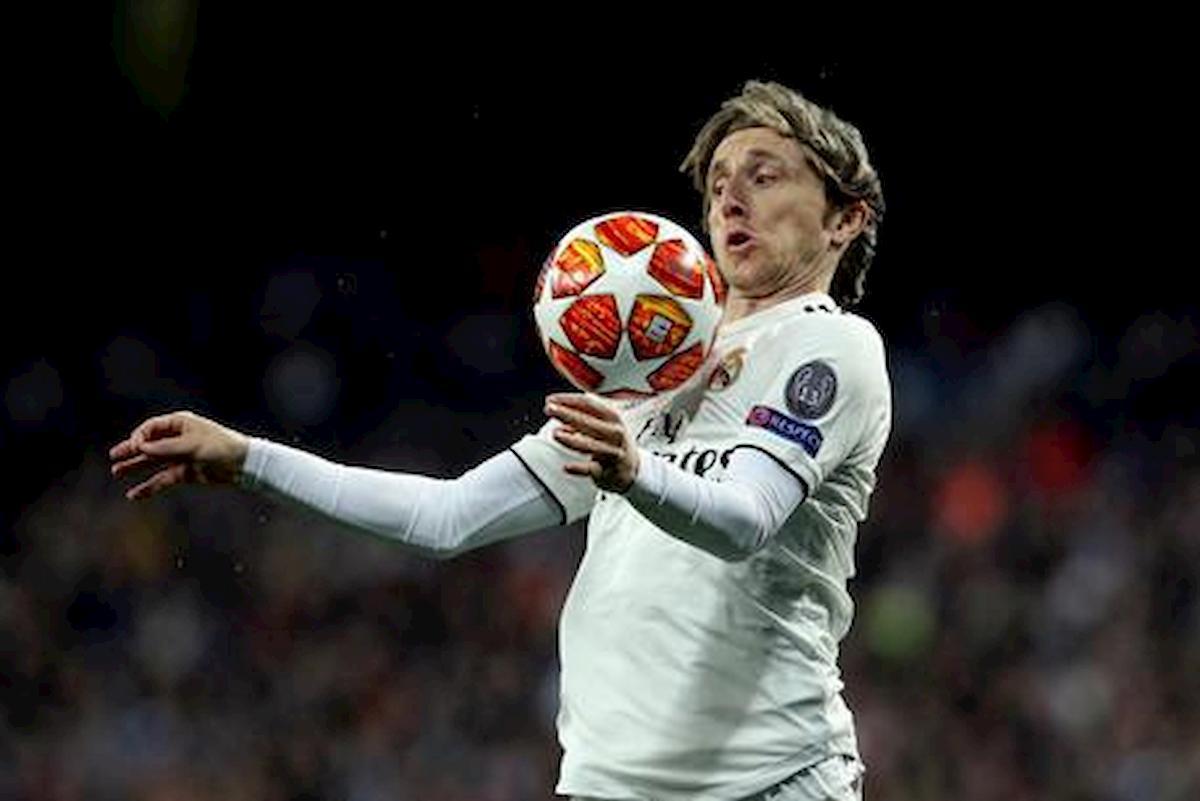 """Modric nella sua autobiografia: """"Mourinho ha fatto quasi piangere Cristiano Ronaldo"""""""