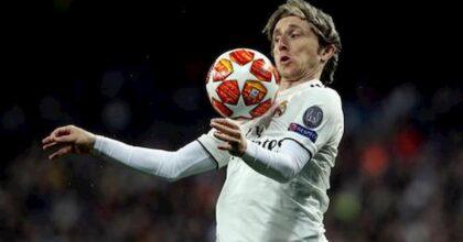 """Modric e le polemiche sul rigore di Real Madrid-Juventus: """"Era sacrosanto"""""""