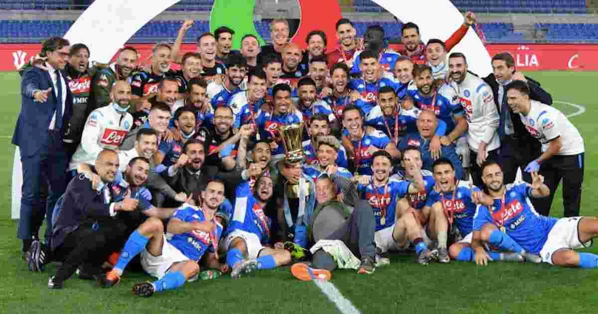 Zona Europa League, ecco cosa succede dopo il trionfo del Napoli in Coppa Italia