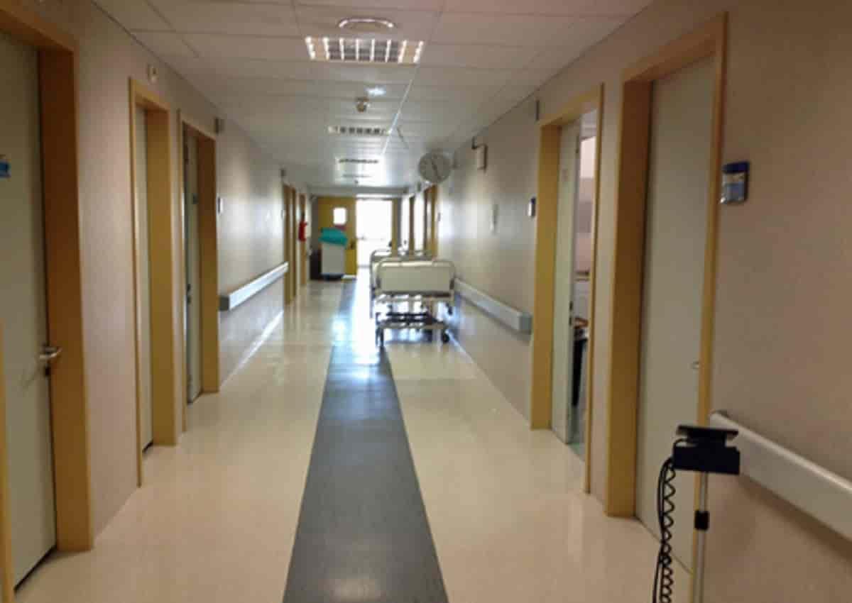 Ospedale Messina, Ansa