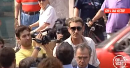 Salvatore Parolisi esce dal carcere con un permesso premio