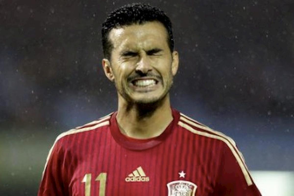 Calciomercato, Pedro-Roma: c'è l'accordo sullo stipendio ma adesso i giallorossi devono cedere calciatori