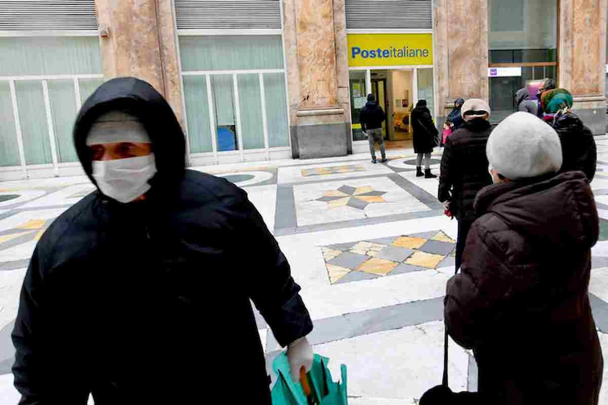 Poste Italiane: le pensioni di luglio saranno pagate da mercoledì 24 giugno
