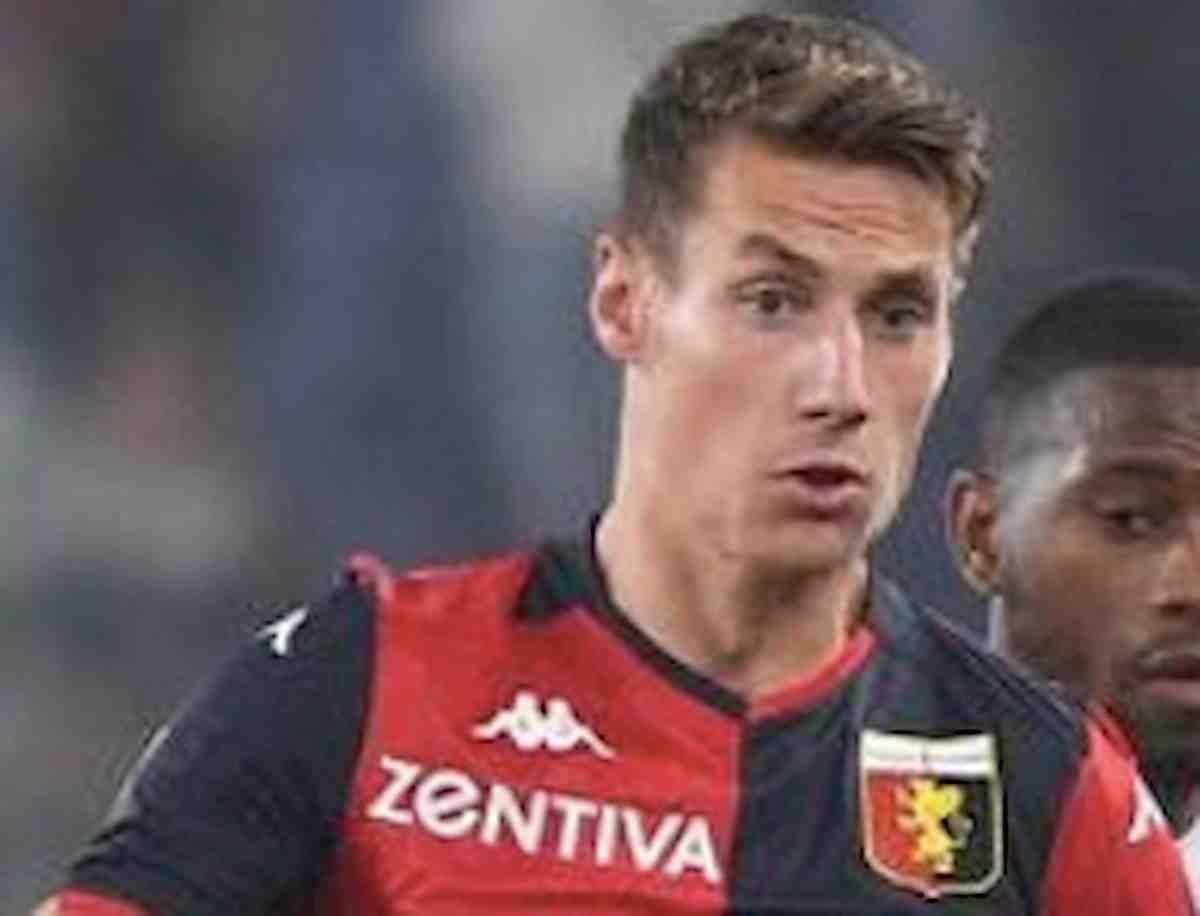 Genoa 2-2 a Brescia con rigore Pinamonti Iago Falque