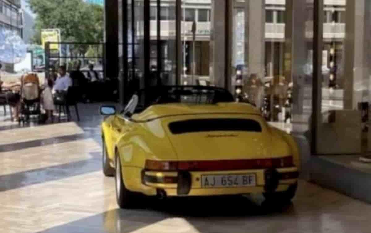 Porsche, Padova
