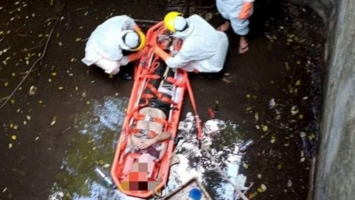 Cade in un pozzo per sfuggire ad un cane: 29enne salvato dopo una settimana