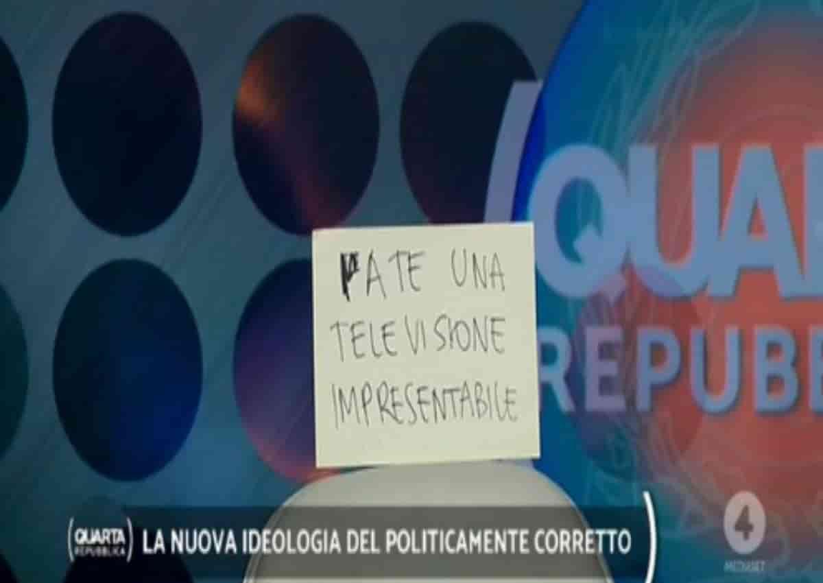 Quarta Repubblica, Raimo