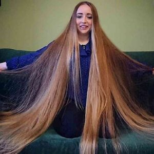 Malgorzata Kulczyk è la Rapunzel in carne ed ossa