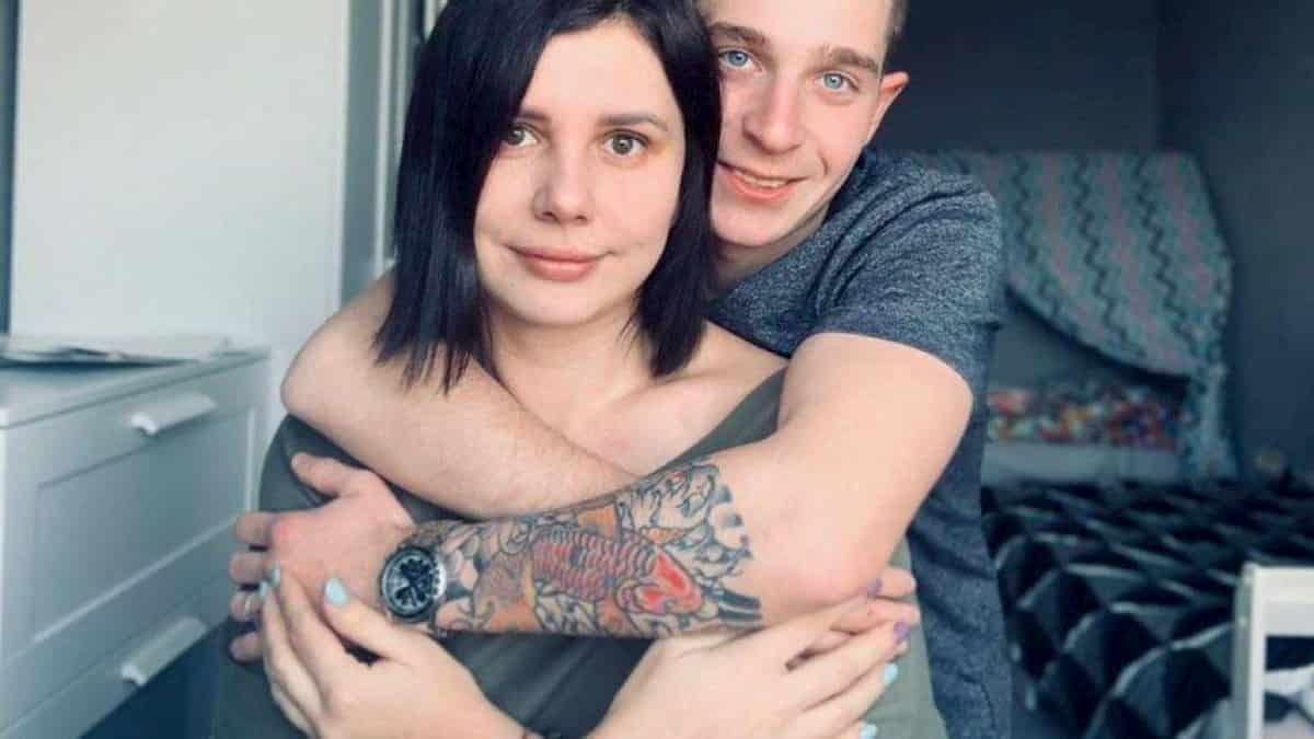 Marina Balmasheva, la famosa influencer è incinta del figliastro più giovane di 15 anni