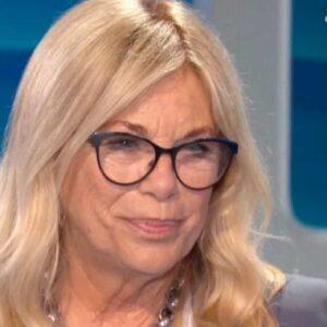 """Rita Dalla Chiesa a Io e Te: """"Avance indesiderate? Basta tirare un ceffone"""""""