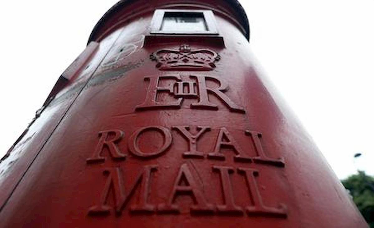 Roayal mail taglia 2000 posti