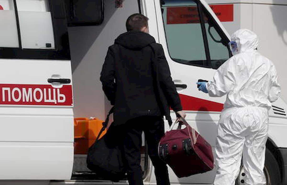 Coronavirus, in Russia morti 489 tra medici e infermieri