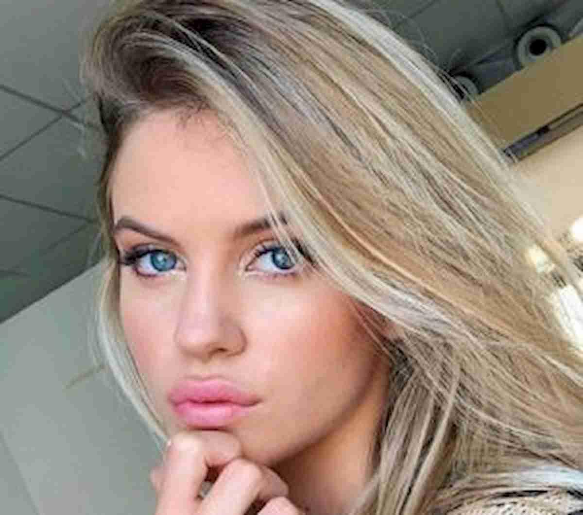 Sara Croce Gianmarco Fiory possibile nuova coppia, in passato Cristiano Ronaldo...