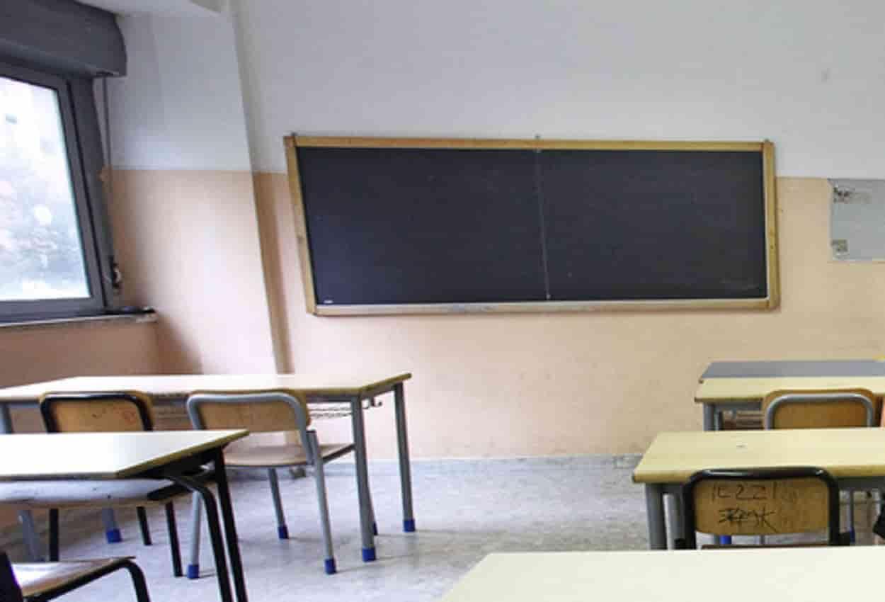 Scuola, foto d'archivio Ansa