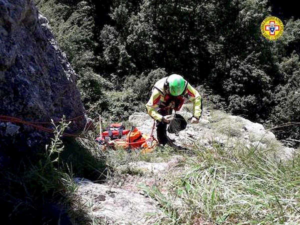 Como, ritrovati i tre speleologi dispersi in una grotta di Pian del Tivano