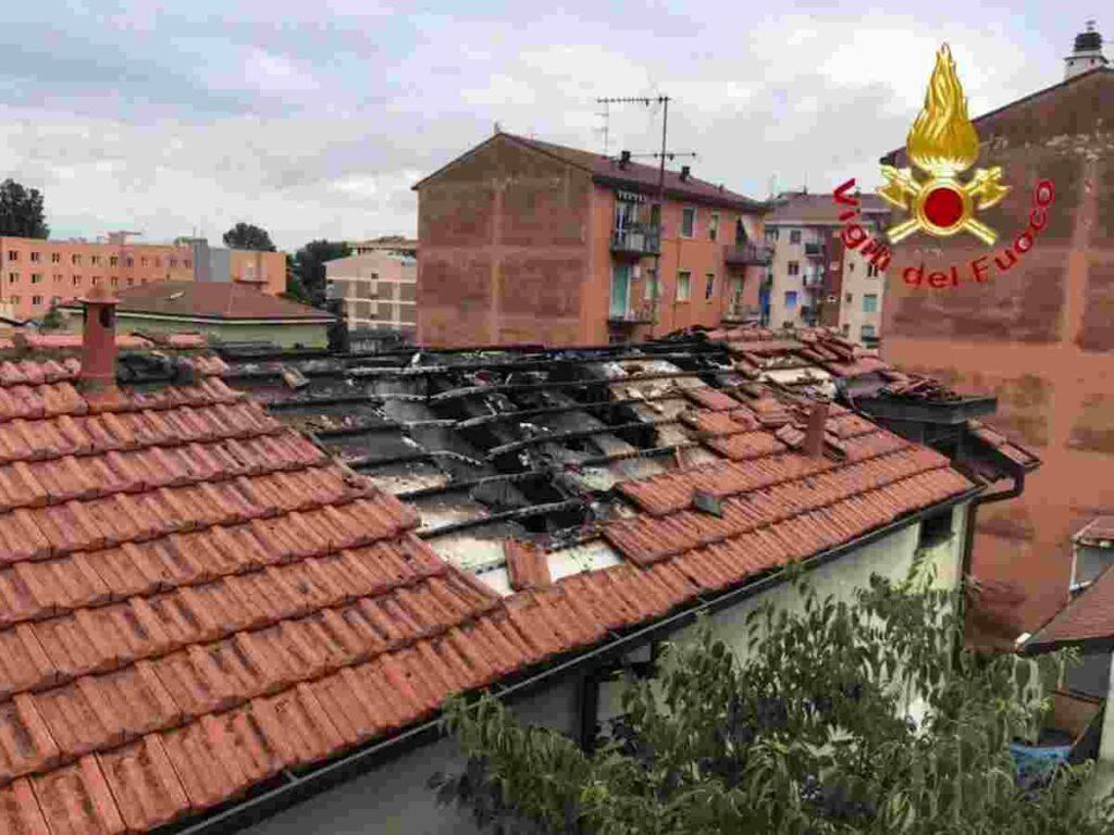 cosa resta del tetto milano