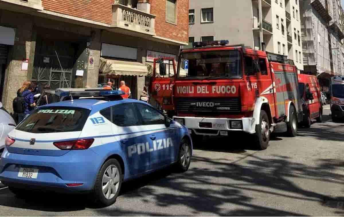 Torino: ascensore si blocca, Giuseppe Marrazzo lui prova a uscire ma precipita e muore