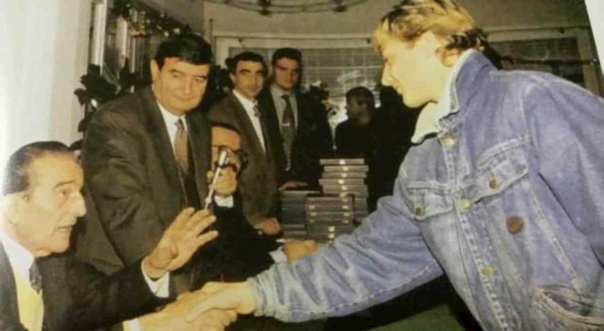 Gildo Giannini è morto, il padre del Principe portò Francesco Totti alla Roma