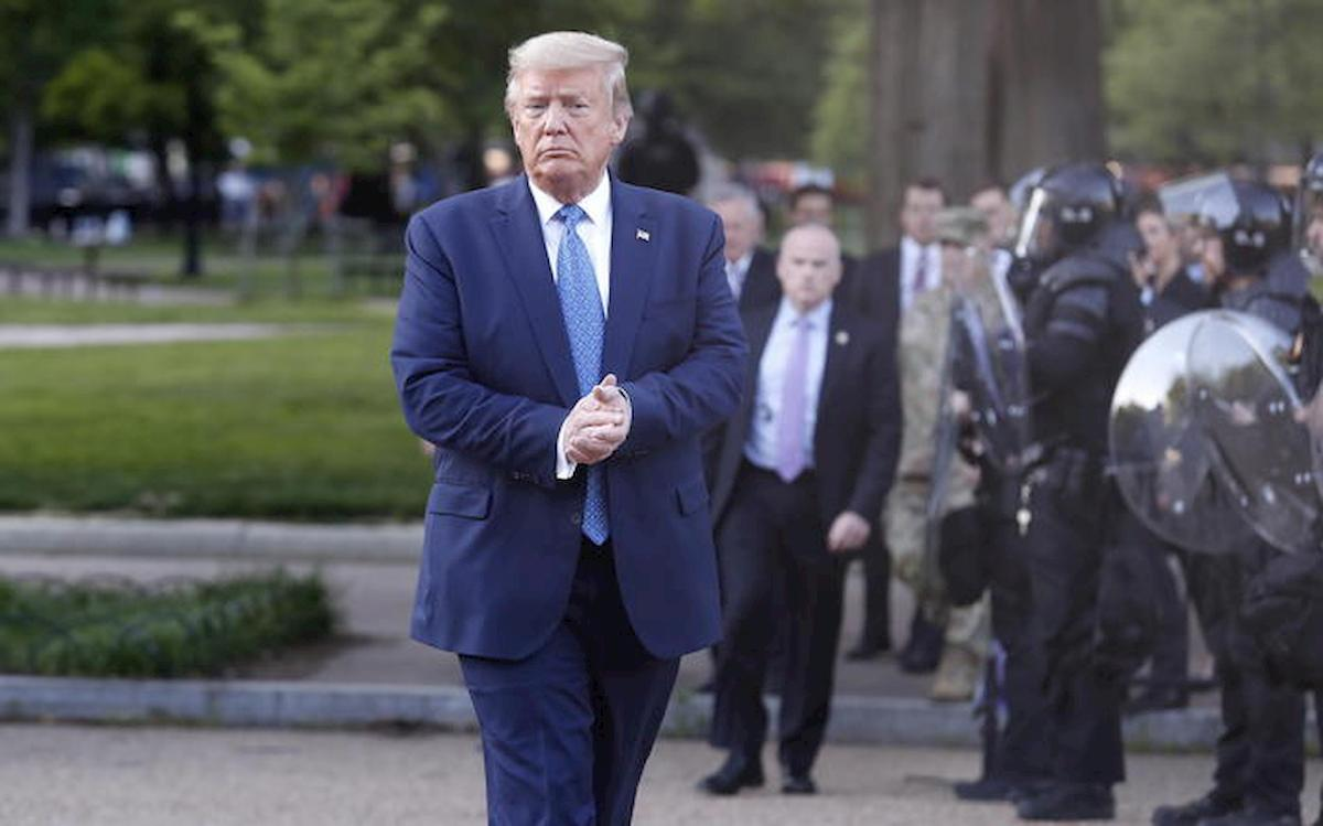 Usa, Trump vuole vietare ingresso a compagnie aeree cinesi dal 16 giugno
