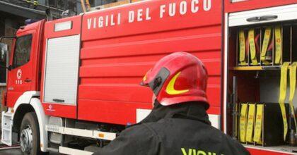 Roma, veicolo in fiamme nella galleria dell'Appia: Gra in tilt