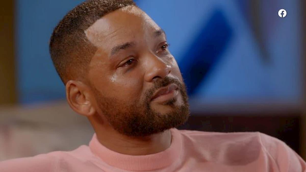 Will Smith piange ricordando il padre violento