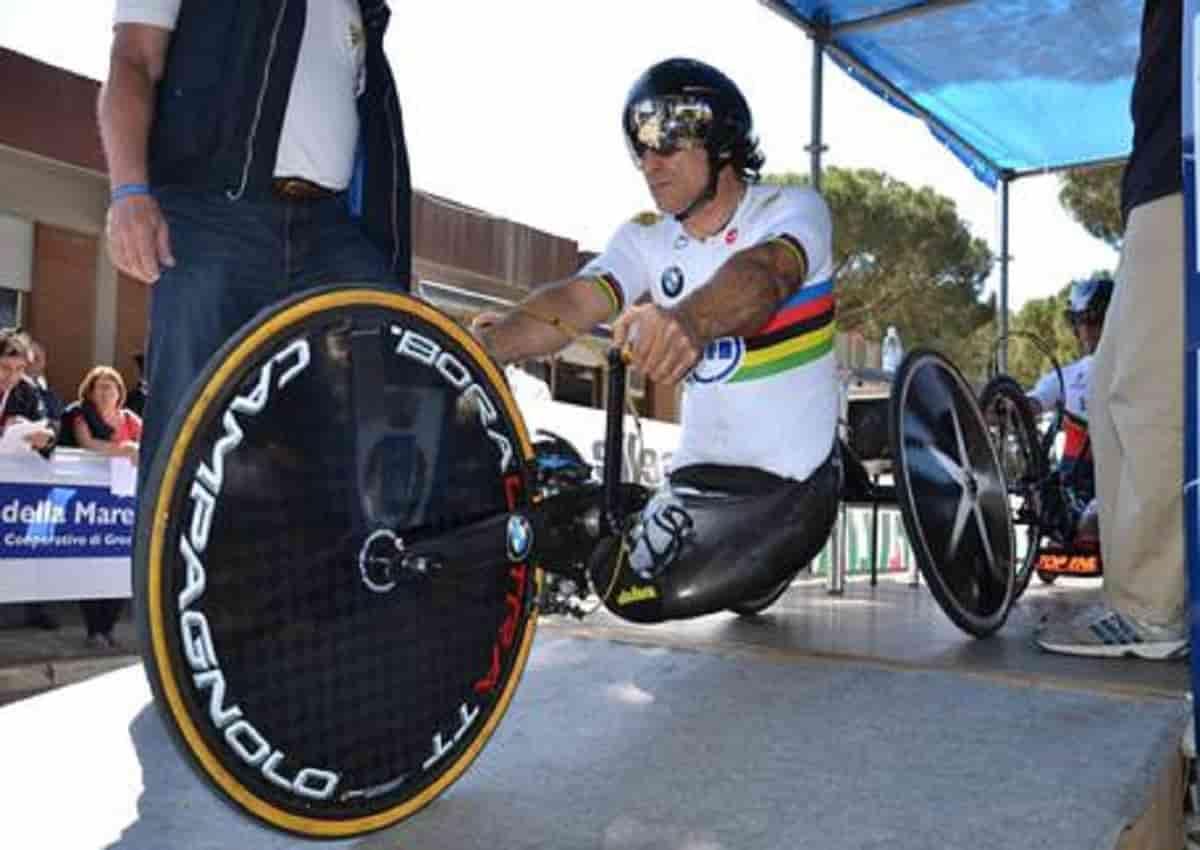 Alex Zanardi, 3 ipotesi sull'incidente: frenata, velocità o problema alla handbike