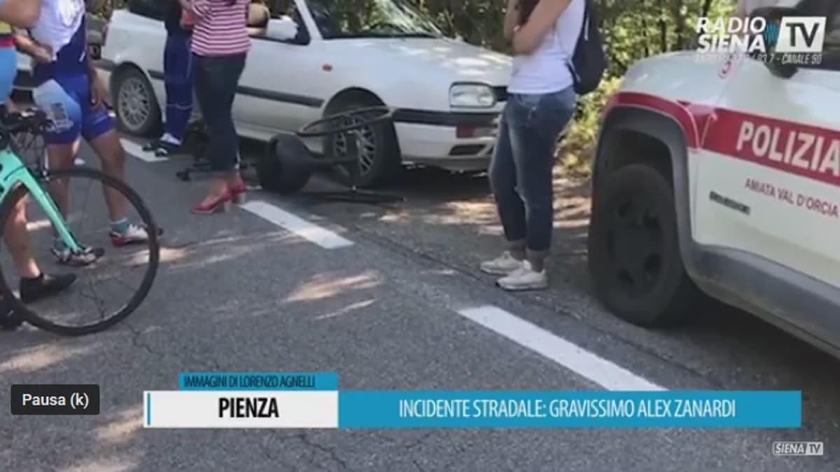 Alex Zanardi testimoni incidente: Non è colpa del camion