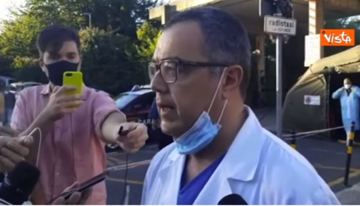 Alex Zanardi ricoverato in terapia intensiva: video bollettino medico