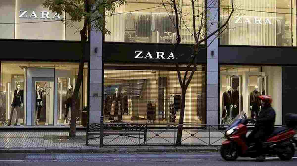 Coronavirus, Inditex (Zara) chiude 1200 negozi e punta sulle vendite online