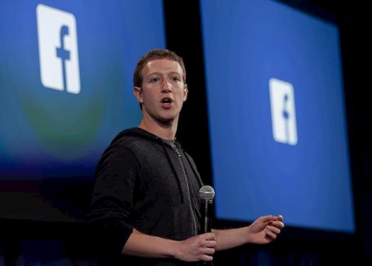 Facebook, licenziato dipendente anti Trump