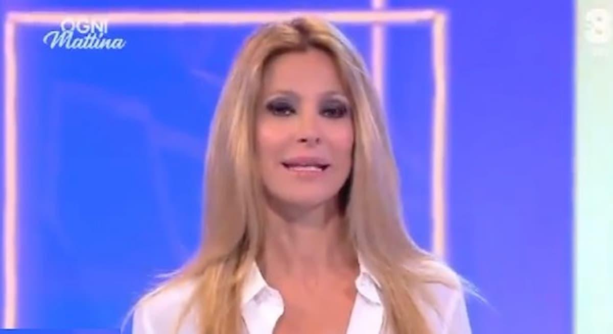 Giancarlo Magalli sfotte Adriana Volpe sullo share