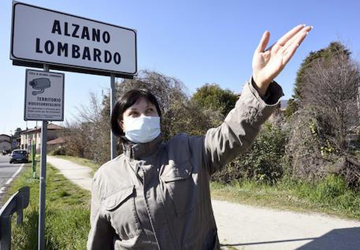 Ad Alzano Lombardo vietati i picnic al parco del Serio